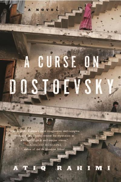 Download A Curse on Dostoevsky Book
