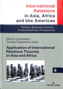 Application of International Relations Theories in Asia and Africa