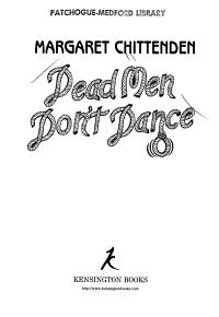 Dead Men Don t Dance PDF