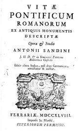 Vitae pontificum romanorum