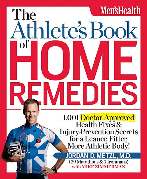 Download The Athlete s Book of Home Remedies Book