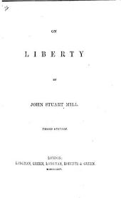 On liberty ... Second edition