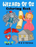 Wizard Of Oz Coloring Book PDF
