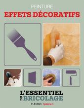 Revêtements intérieurs : peinture - effets décoratifs: L'essentiel du bricolage