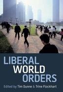 Liberal World Orders PDF