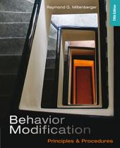 Behavior Modification: Principles and Procedures: Edition 5
