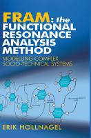 FRAM  The Functional Resonance Analysis Method PDF