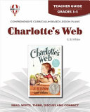 Charlotte's Web Novel Units Teacher Guide