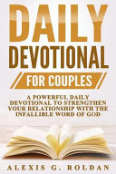 Daily Devotional for Couples