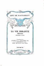 Works  La vie errante  Allouma  and other stories PDF