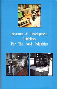 Research and Development Guidelines for the Food Industries PDF