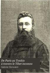 De Paris au Tonkin à travers le Tibet inconnu