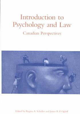 Introduction to Psychology and Law