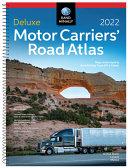 2022 Deluxe Motor Carriers  Road Atlas