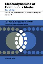 Electrodynamics of Continuous Media: Edition 2