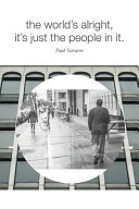 Download The World s Alright  It s Just the People in It  Book