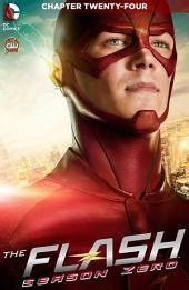 The Flash: Season Zero (2014-) #24