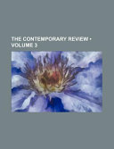 Download The Contemporary Review Book