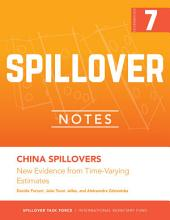 China Spillovers: New Evidence From Time-Varying Estimates