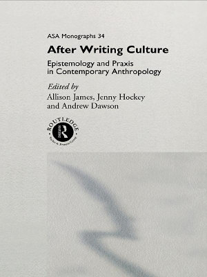 After Writing Culture