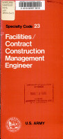 Facilities contract Construction Management Engineer PDF