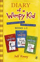 Diary of a Wimpy Kid Collection  Books 1   3 PDF