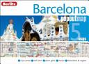 Barcelona Berlitz Popout Map