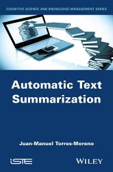 Automatic Text Summarization PDF