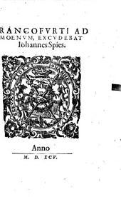 Philippica Ant. Arnaldi ... nomine universitatis Parisiensis actricis in Jesuitas reos: XII & XIII Julii 1594