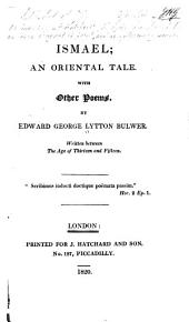 Ismael: An Oriental Tale. With Other Poems