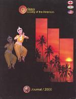 Orissa Society of Americas 31st Annual Convention Souvenir