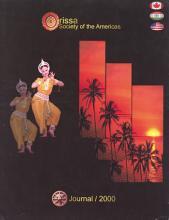Orissa Society of Americas 31st Annual Convention Souvenir PDF