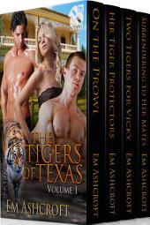 The Tigers of Texas Volume 1 [Box Set 75]