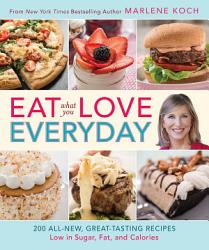 Eat What You Love Everyday  Book PDF