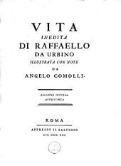 Vita inedita di Raffaello da Urbino