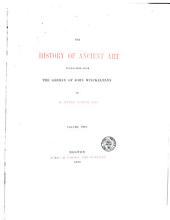 The History of Ancient Art: Volume 2