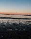 Celebration of Life Scenic Remembrance Journal
