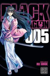 Black Lagoon: Volume 5