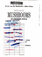 Field Guide Mushrooms of Southern Africa PDF