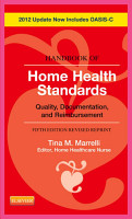 Handbook of Home Health Standards  Revised Reprint PDF
