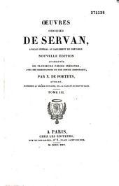 Oeuvres de Servan,...
