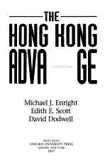 The Hong Kong Advantage PDF