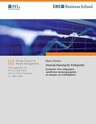 Financial Planning f  r Profisportler PDF
