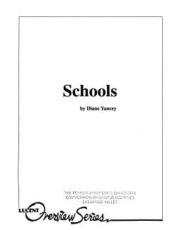 Schools PDF