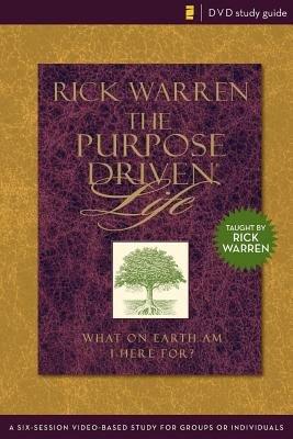 The Purpose Driven Life Dvd Study Guide