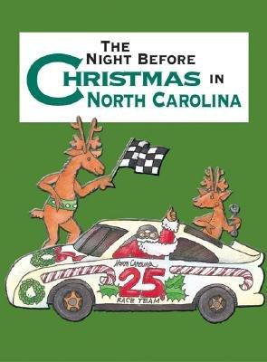 The Night Before Christmas in North Carolina PDF