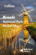 Broads National Park Pocket Map