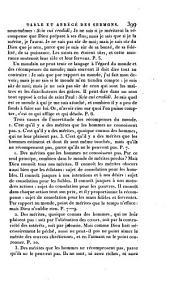 Oeuvres complètes de Bourdaloue, de la compagnie de Jesus: Volume1
