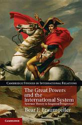 The Great Powers And The International System Book PDF