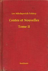 Contes et Nouvelles -: Volume2